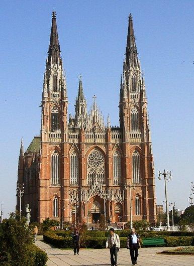 Katedral la Plata, Argentina