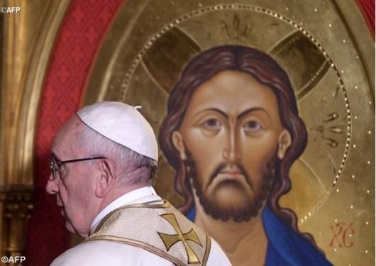 Paus di Gereja Anglikan