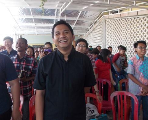 Pastor Albertus Yogo Prasetianto Pr