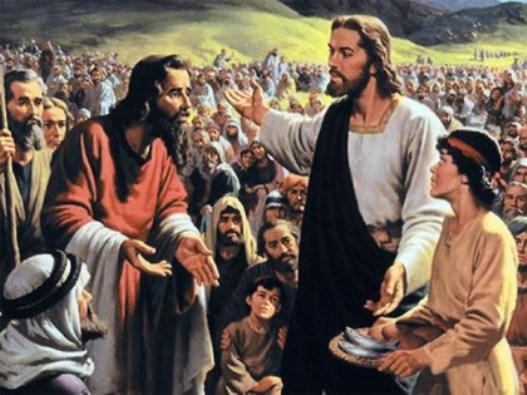 Jesus-Feeds-The-5000