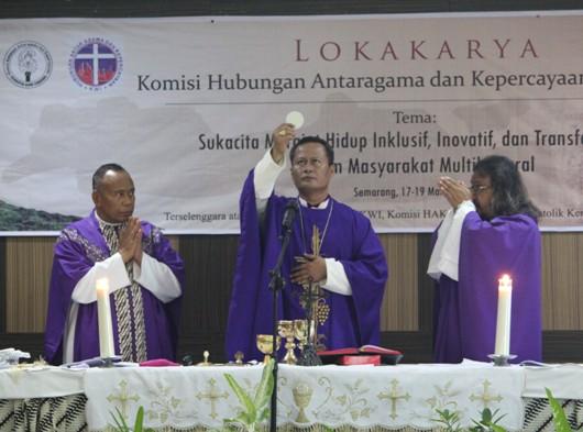Lokakarya HAK