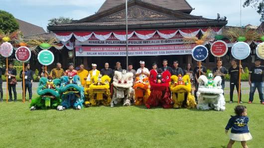Tokoh-tokoh agama hadir dalam Srawung Kaum Muda Surakarta