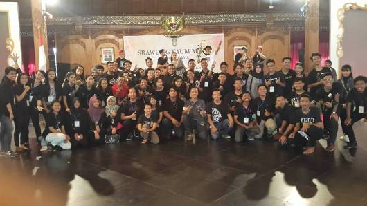 Srawung Kaum Muda Lintas Agama di Surakarta