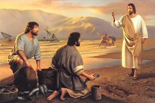 Yesus Menampakkan diri1