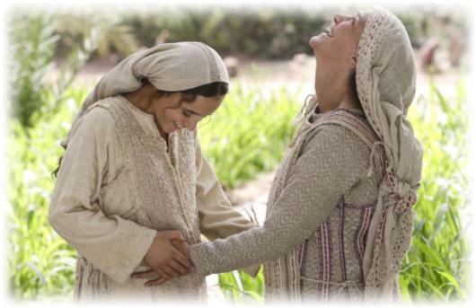 Maria dan Elisabet