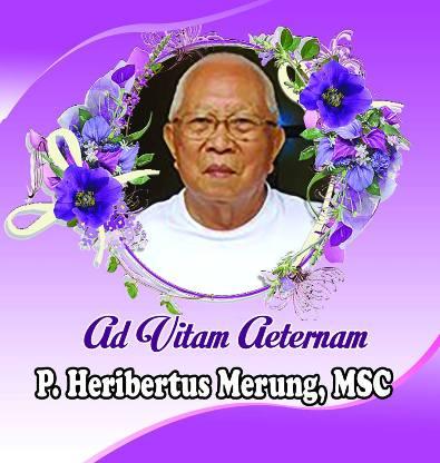 Herry Merung MSC