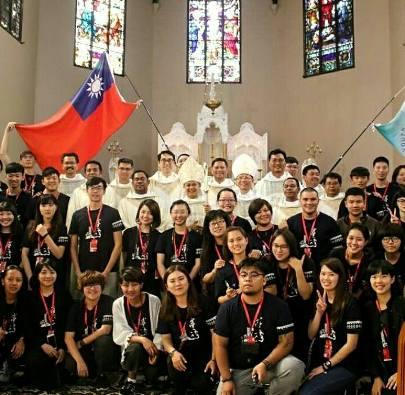 Misa Pembukaan di Katedral Bandung