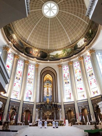 Janji setia untuk hidup taat, murni dan miskin di hadapan wakil Gereja Katolik dan Pemimpin Provinsi MTB. (Foto Suster  Maria Seba SFIC)