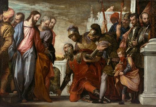 Lukas 7 1 sampai 10