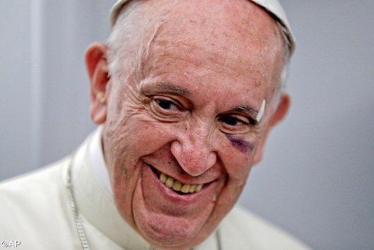 Paus Kolombia