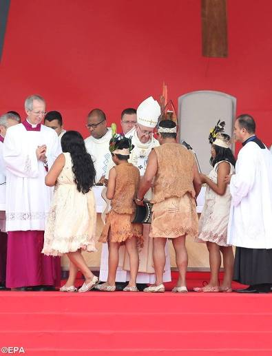 Paus Kolombia12