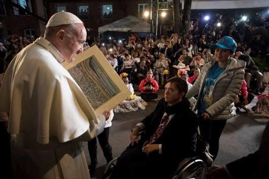 Paus Kolombia13
