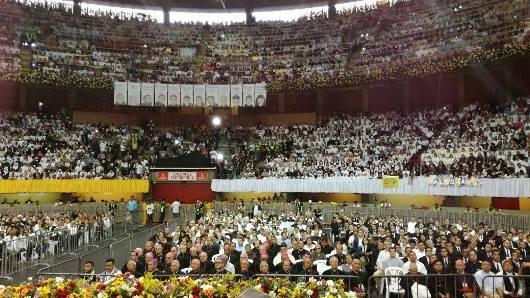 Paus Kolombia4