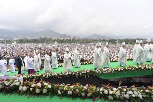 Paus Kolombia8