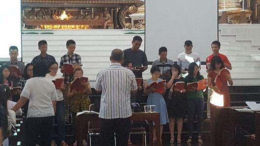Workshop Paduan Suara