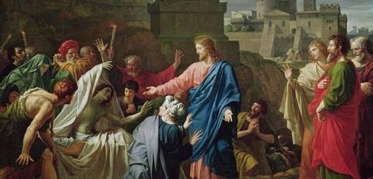 Yesus di Nain