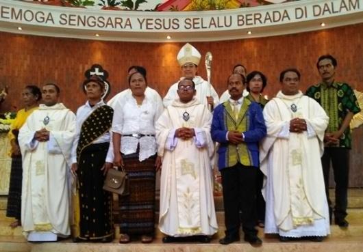 Misa 3 Diakon CP menjadi Imam di Bandulan Barat, Malang- Sabtu 28- 10- 2017 Uskup Pidyarto (31)