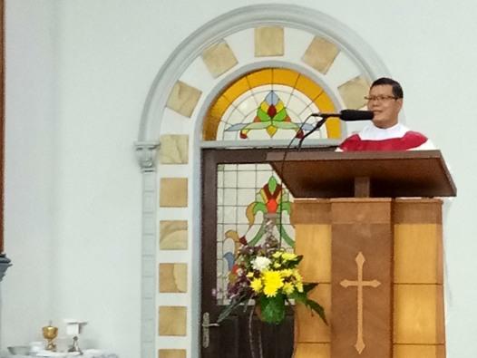 Pastor Martinus Jeruit CP