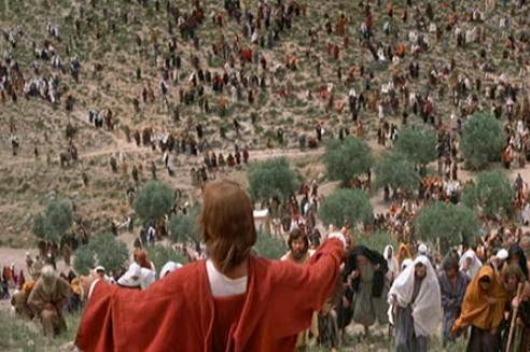 Jesus, no sermão da montanha II