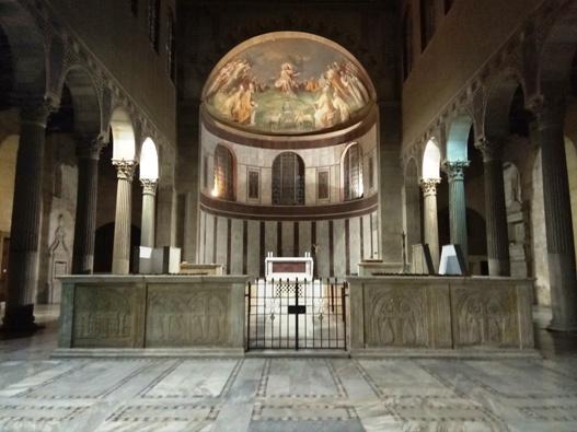 Basilika Santa Sabina 1