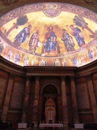 Basilika Santo Paulus di Luar Tembok Kota Roma3