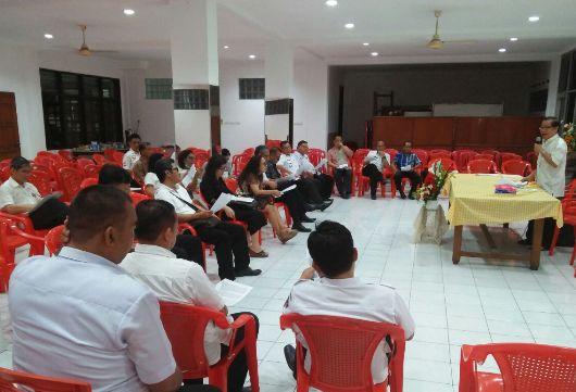 Birokrat dan anggota DPR Sulut