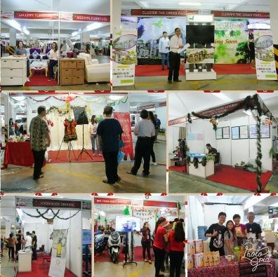 aneka stand bazar