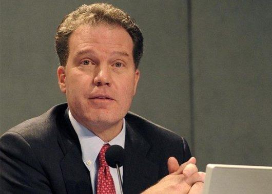 Direktur Kantor Pers Tahta Suci, Greg Burke