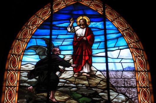Godaan terhadap Yesus