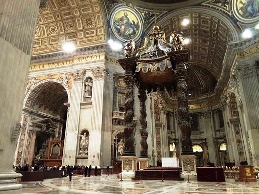 Basilika Santo Petrus Vatikan/pcp/PEN@ Katolik