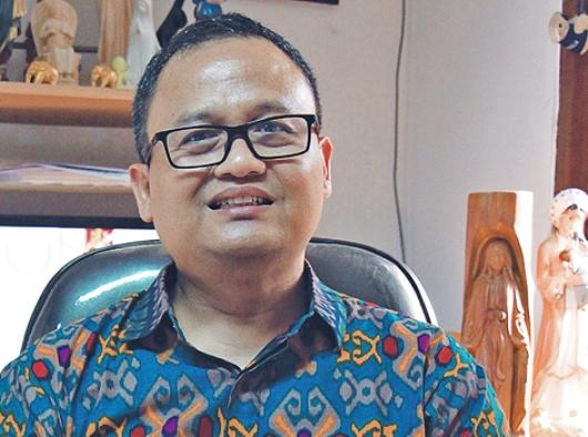 Pastor Hieronymu Sridanto Aribowo/HIDUP Katolik