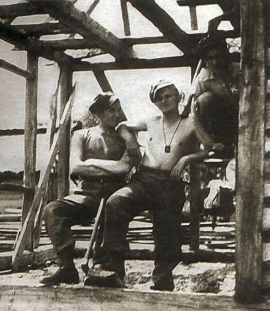 Karol Wojtyla dalam pelayanan militer, musim panas 1939. © EAST NEWS
