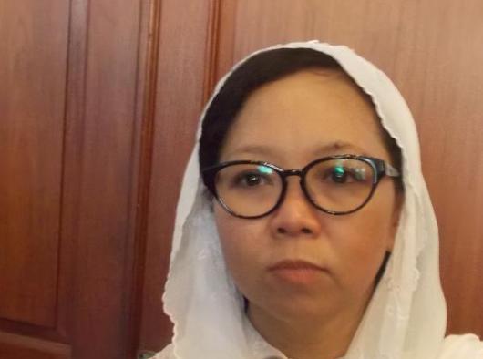 Alissa Q.M Wahid yang merupakan Koordinator Gus Durian/Kon