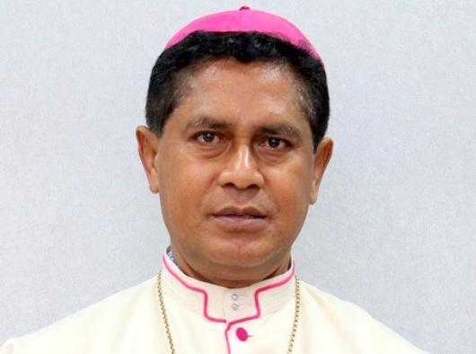 Ketua Komisi Kerawam KWI Mgr Vincentius Sensi Potokota/Foto Kawali