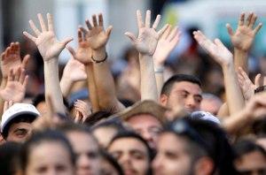 pengangguran foto Reuters