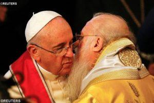 Paus dan Bartolomeus I