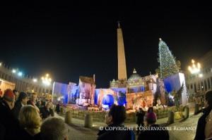 Pohon Natal Lapangan St Petrus