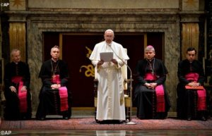 Pope and Curia