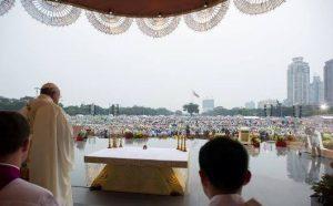 Paus Misa Filipina