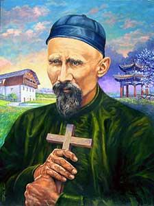 St Joseph Freinademetz