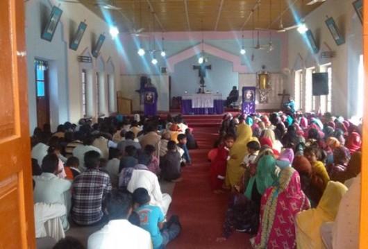 Gereja di Punjab yang dirampok