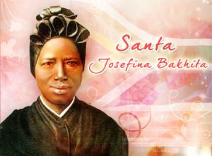 Santa Josefina Bakhita dari web Milicia da Imaculada