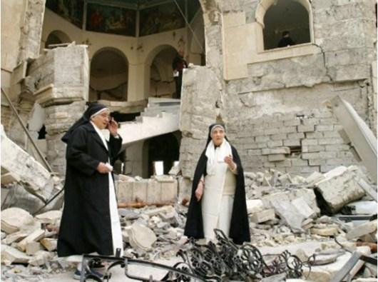 Suster Dominikan di Irak
