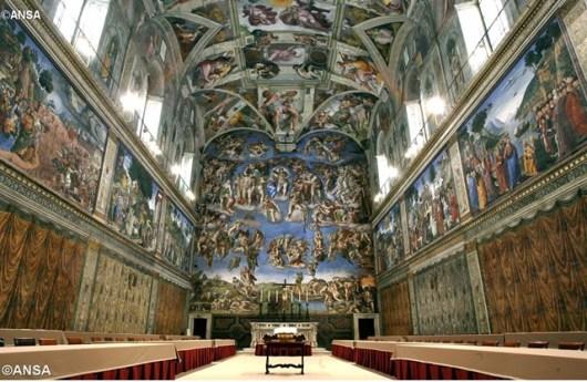 Kapel Sistine