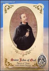 Santo Yohanes de Deo