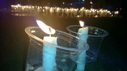 Aksi 1000 Lilin untuk terpidana mati