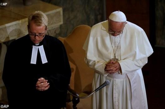 Katolik dan Lutheran