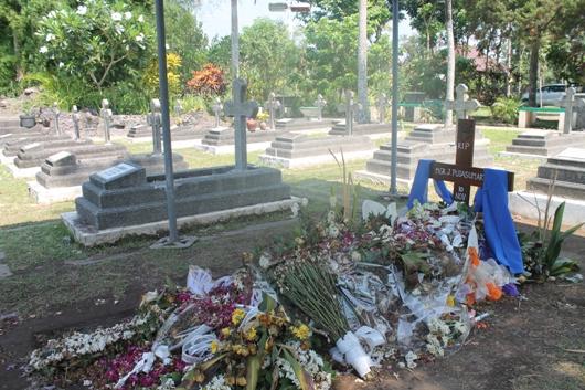 Pemakaman Mgr Pujasumarta