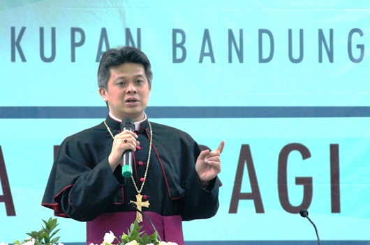 Mgr Anton Subianto Bunjamin