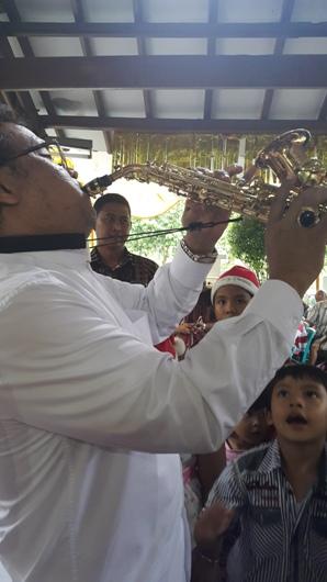 Natal di Dusun